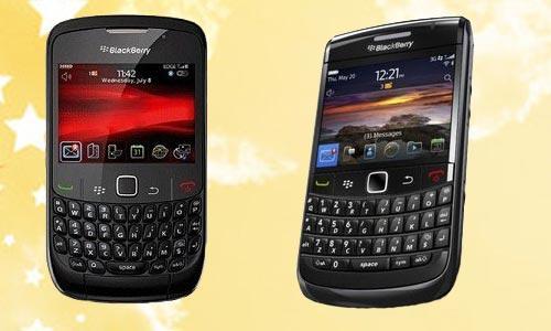 ब्लैकबेरी ने लांच किए बिज़नेस क्लास के दो स्मार्टफोन