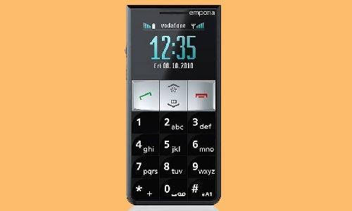 बुजुर्गों के लिए भी आ गया नया फोन इंपोरियल आर एल 1
