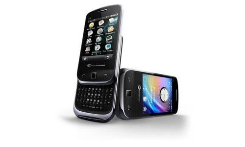 माइक्रोमैक्स ने लांच किया क्वार्टी टच स्क्रीन फोन