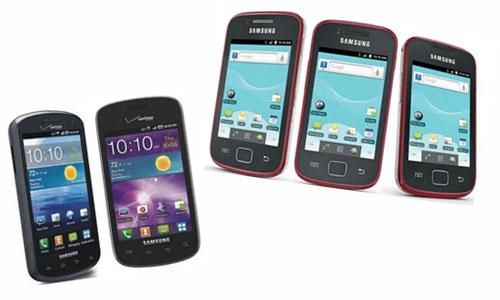 सैमसंग के दो शानदार स्मार्टफोन इल्यूज़न और रिप