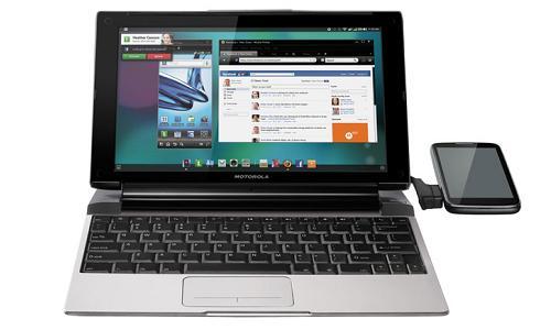 मोटोरोला ने एंड्राएड स्मार्टफोन के लिए लांच किया लैपडॉक