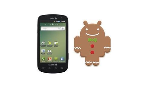 जिंजरब्रैड से अपग्रेड होगा सैमसंग का एपिक स्मार्टफोन