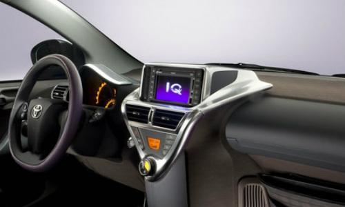 पैनासॉनिक ने लांच किया टोयोटा आई क्यू डिस्प्ले ऑडियो सिस्टम