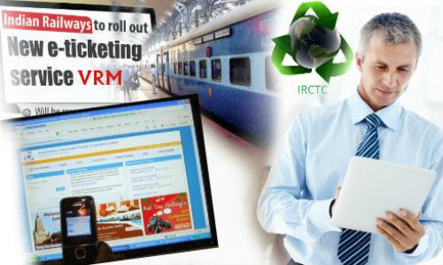 रेलवे ने शुरू की नई सर्विस, टिकट की फोटो दिखाओ कागज बचाओ