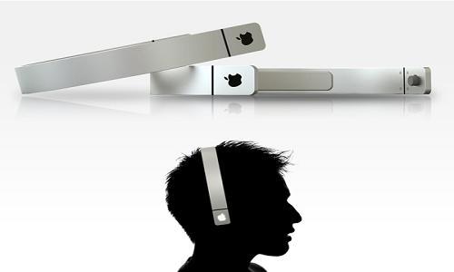 एप्पल का न्यू लुक हेयरबैंड हेडफोन