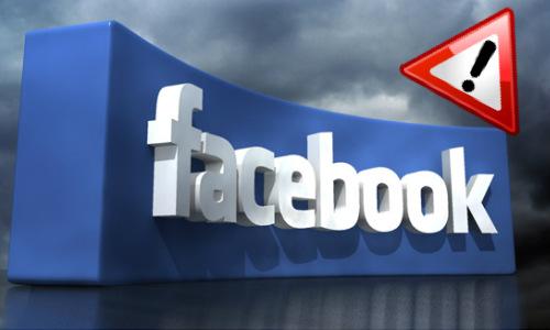 सावधान: आपका फेसबुक एकाउंट बदं हो सकता है