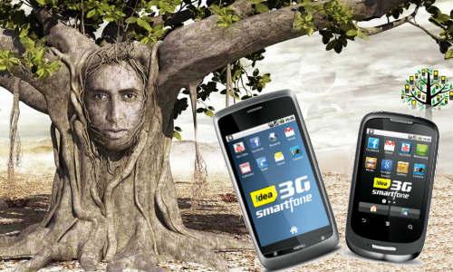 आईडिया ने लांच किए नए 3जी स्मार्टफोन फोन