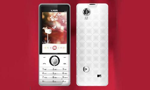 मात्र 4,000 रु में युवाओं के लिए लावा ने पेश किया स्टाइलिश फोन