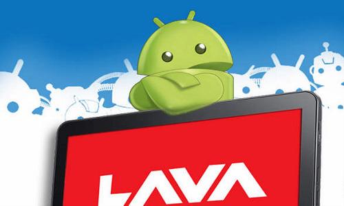 लावा 2012 में लांच करेगा 6,000 रूपए में एंड्रॉएड टैबलेट