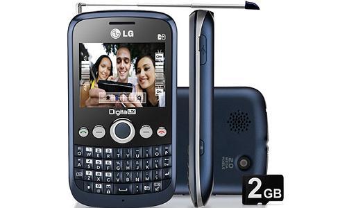 एलजी ने लांच किया स्मार्टफोन सा दिखने वाला साधारण फोन