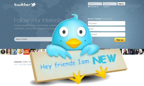 क्या आप जानते है नए ट्विटर को प्रयोग करना?
