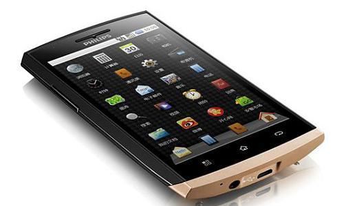 फिलिप्स भी लांच करेगा एक नया स्मार्टफोन