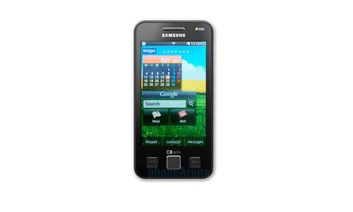 मोबाइल टीवी देखने के लिए खरीदिए सैमसंग का नया टच स्क्रीन फोन