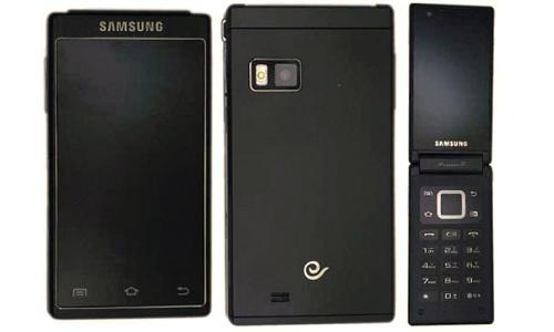 सैमसंग जल्द लांच करेगा फ्लिप स्मार्टफोन