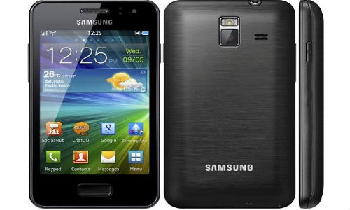 सैमसंग ने लांच किया 5 मेगापिक्सल वाला टच स्मार्टफोन