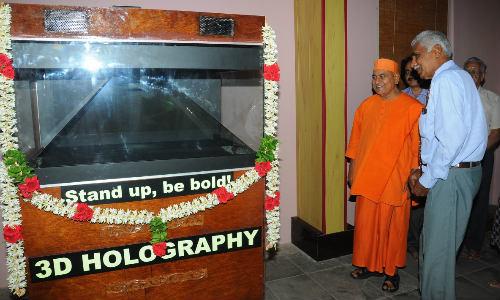 स्वामी विवेकानंद पर बनी भारत की पहली 3डी स्टीरियोस्कोपिक मूवी