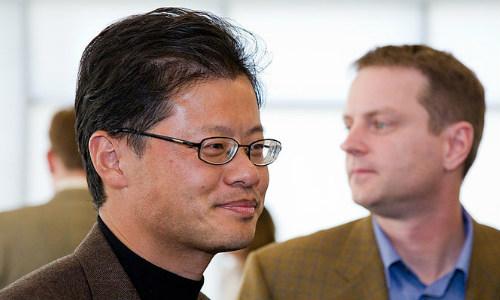 याहू के सह संस्थापक जेरी यांग ने दिया इस्तीफा