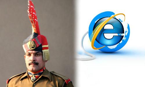 चिदंबरम ने शुरू की बीएसएफ के लिए इंटरनेट प्रहरी परियोजना