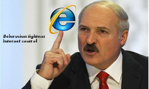 बेलारूस सरकार ने इंटरनेट पर कसा अपना शिकंजा