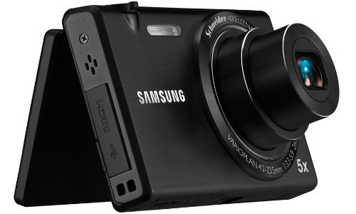 सैमसंग का MV800 स्मार्ट स्क्रीन रोटेटिंग कैमरा