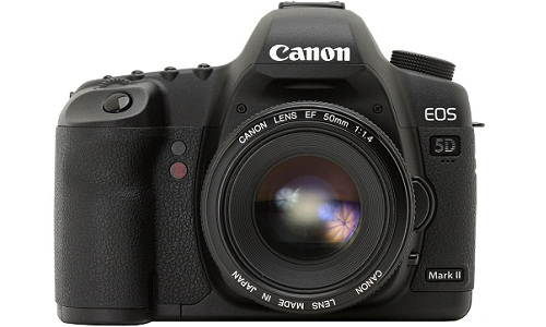 कैनन का नया 5डी मार्क थ्री स्टिल कैमरा