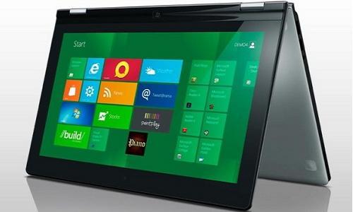 लिनोवो का नया योगा फ्लैक्सिबल लैपटॉप