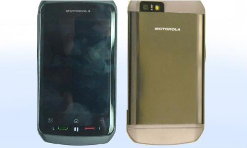 मोटोरोला का i940 हैंडी एंड्रॉएड फोन