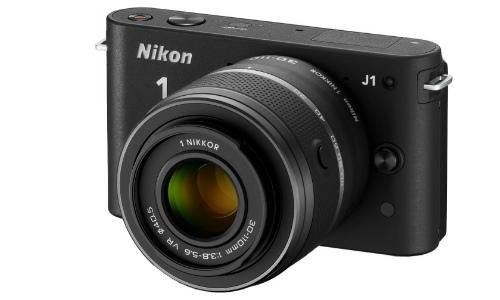 निकॉन का J1 कॉम्पैक कैमरा