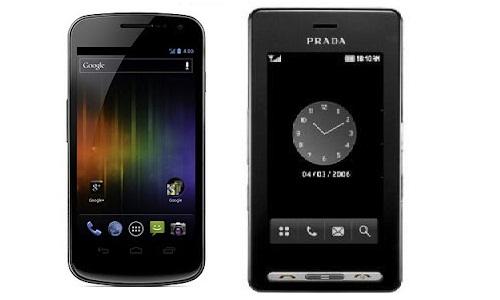 एलजी पराडा 3.0 और सैमसंग गैलेक्सी नेक्सस में कौन है बेहतर स्मार्टफोन
