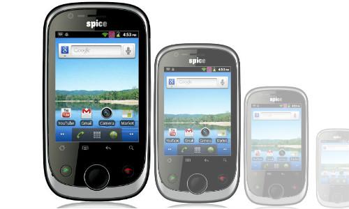 स्पाइस ने लांच किया कम कीमत में शानदार  एंड्राएड फोन