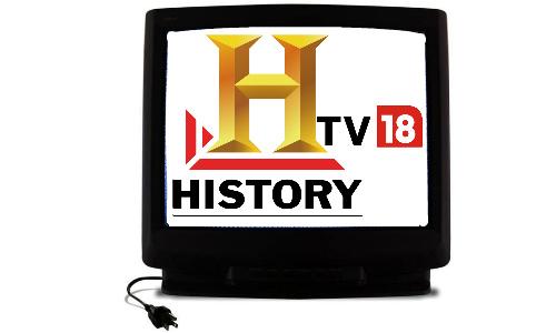 हिस्ट्री टीवी 18 का गुजराती भाषा में प्रसारण शुरू