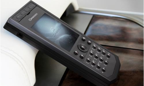 ग्रेसो ने लांच किया 1,32,973 रुपए का फोन