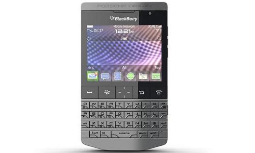जल्द दस्तक देगा ब्लैकबेरी का नया सीडीएमए फोन पोर्शे