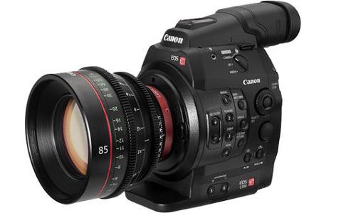 कैनन ने लांच किया नया C300 वीडियो कैमरा