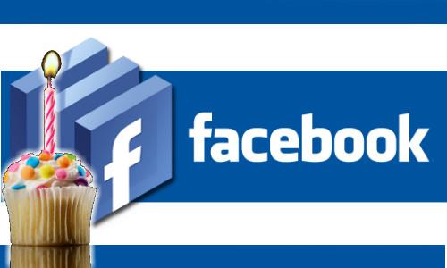 फेसबुक ने 8 साल किए पूरे