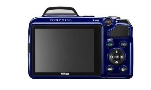 निकॉन ने लांच किया नया डिजिटल कैमरा L 810