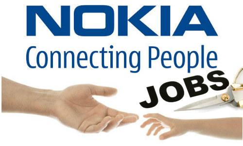 नोकिया स्मार्टफोन संयंत्रों में करेगी 4,000 कर्मचारियों की छंटनी
