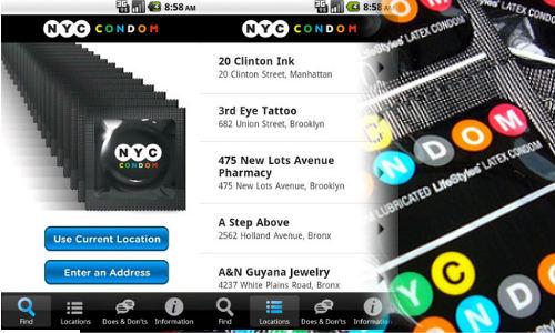 कॉन्डोम फाइंडर मोबाइल एप्प से इस वैलेंटाइन डे को बनाएं खास