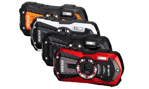 पेनटेक्स ने लांच किए जीपीएस इनेबल डिजिटल कैमरा