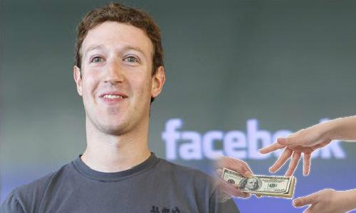 जुकरबर्ग लेंगे सिर्फ एक डॉलर सालाना का वेतन
