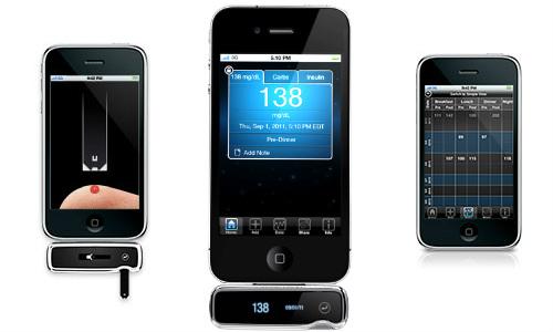 अब आपकी शुगर को कंट्रोल करेगा आईफोन