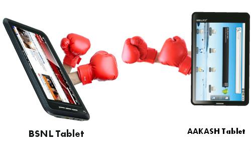 क्या 2500 रुपए का ये टैबलेट बीएसएनएल टैबलेट को पछाड़ पाएगा