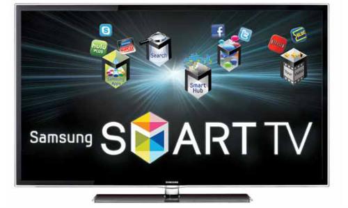 सैमसंग ने लांच की बिना रिमोट की स्मार्ट टीवी