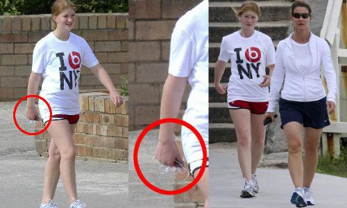 बिल गेट्स की बेटी ने ये क्या किया ?