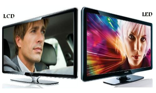 लिड टीवी और एलसीडी टीवी में क्या अंतर है?