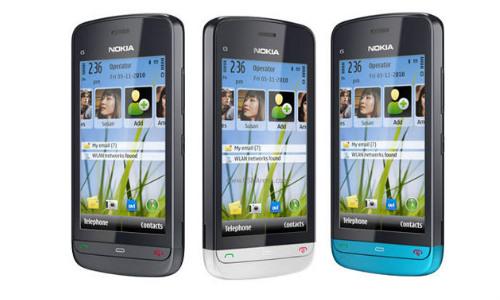 नोकिया c5 03 स्मार्टफोन अब सिर्फ 8449 रुपए में
