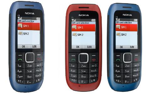 2,000 रुपए में लीजिए नोकिया का सी1 ड्युल सिम फोन