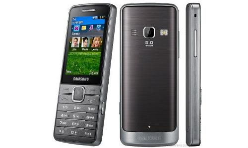 5 मेगापिक्सल सैमसंग कैमरा फोन 5660 रुपए में उपलब्ध