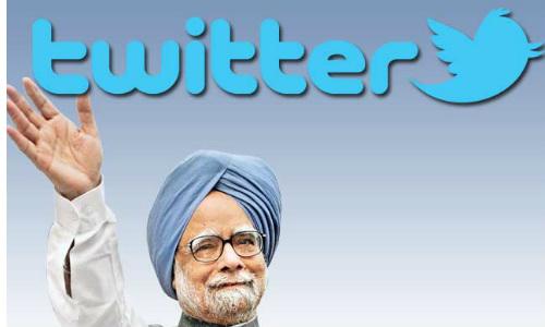 50 हजार के पार पहुंचे ट्विटर पर प्रधानमंत्री