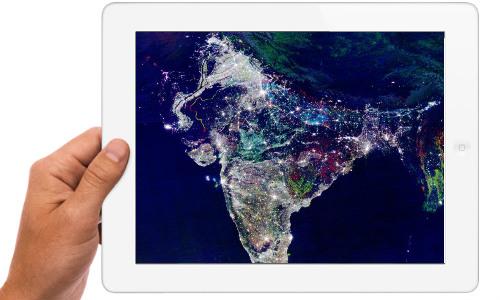 भारत में आ गया एप्पल का न्यू आईपैड
